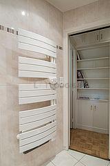 Apartment Paris 7° - Bathroom
