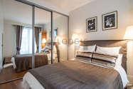 Appartamento Parigi 4° - Camera