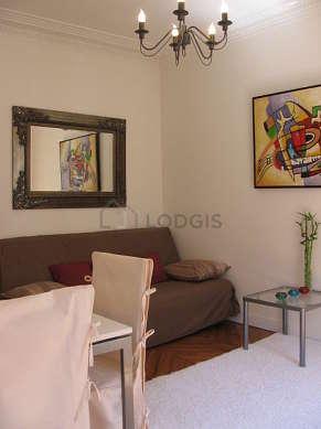 Appartement Paris 17° - Séjour