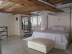 Duplex Paris 6° - Bedroom
