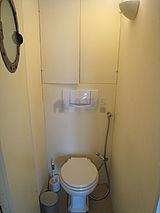 Duplex Paris 6° - Toilet