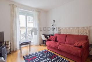 Wohnung Rue La Condamine Paris 17°