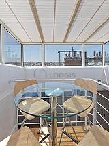 Apartamento París 10° - veranda