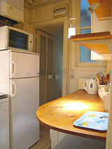 Appartement Paris 8° - Cuisine