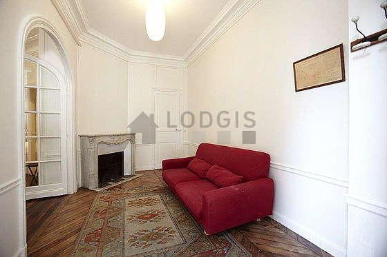 Apartment Paris 8°   Living Room