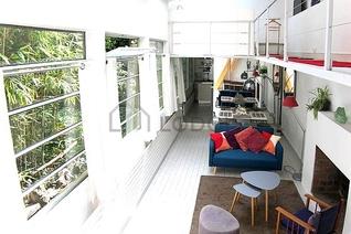 双层公寓 Rue Dutot 巴黎15区