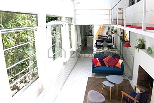 duplex Rue Dutot Parigi 15°