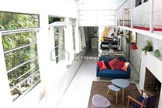 Vaugirard – Necker Paris 15° studio mit alkoven