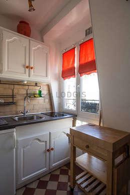 Appartement Paris 14° - Cuisine