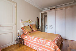 Apartment Paris 19° - Bedroom