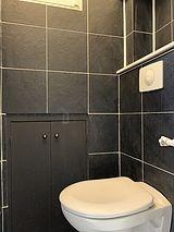 Apartamento París 5° - WC