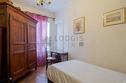 Appartement Paris 3° - Chambre 3