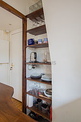 Appartement Paris 14° - Cuisine