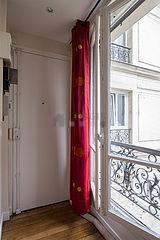 Apartamento París 15° - Entrada