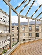 Apartamento Paris 11° - Varanda
