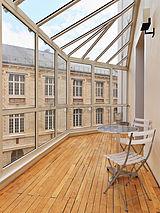 Appartement Paris 11° - Veranda