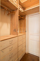 Appartement Paris 1° - Dressing