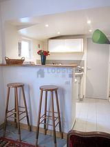 Duplex Paris 15° - Cuisine