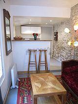 Duplex Paris 15° - Séjour