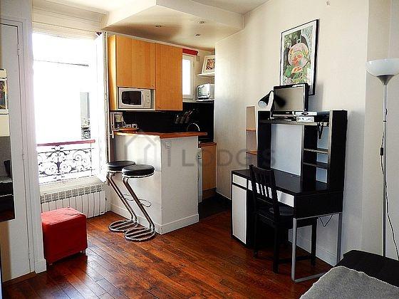 Location studio paris 16 rue copernic meubl 18 m arc de triomphe victor hugo - Appartement meuble paris 16 ...