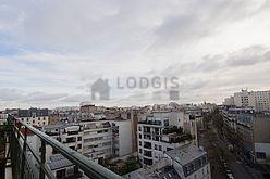 Квартира Париж 14° - Терраса