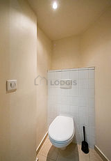 Дуплекс Париж 1° - Туалет