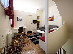 Duplex Paris 1° - Séjour