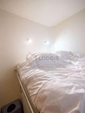 Chambre calme pour 2 personnes équipée de 1 matelas de 140cm