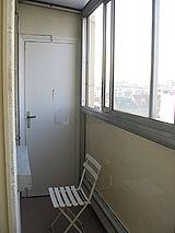 Wohnung Hauts de seine Sud - Veranda