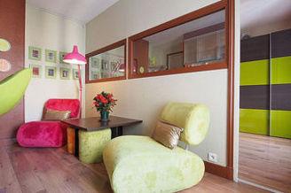 公寓 Rue De La Fontaine Au Roi 巴黎11区