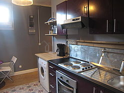 Квартира Париж 19° - Кухня