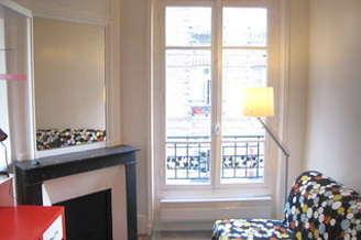 Studio Paris 19° La Villette