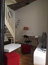 デュプレックス パリ 16区 - リビングルーム