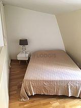 デュプレックス パリ 16区 - ベッドルーム
