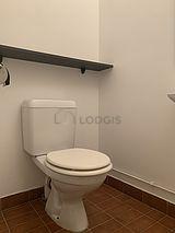 Wohnung Paris 5° - WC