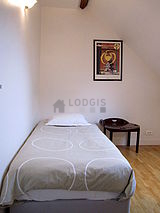 デュプレックス パリ 16区 - ベッドルーム 2