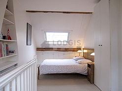 Duplex Paris 16° - Chambre