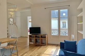 Auteuil 巴黎16区 2个房间 双层公寓