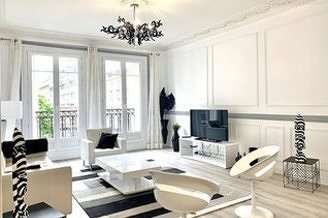 Trocadéro Passy Paris 16 3 Bedroom Apartment