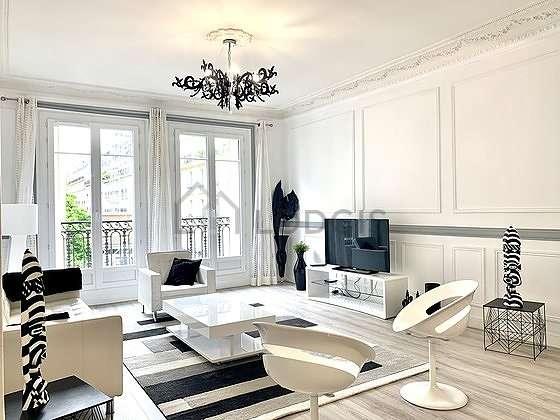 Location appartement 3 chambres avec ascenseur et concierge paris 16 rue des eaux meubl - Appartement meuble paris 16 ...