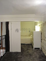 duplex Parigi 4° - Alcova