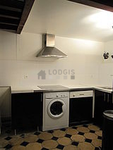 duplex Parigi 4° - Cucina