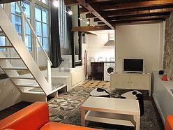 duplex Parigi 4° - Soggiorno