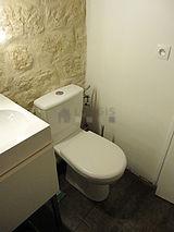 Duplex Paris 4° - Bathroom