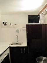 Dúplex Paris 4° - Cozinha