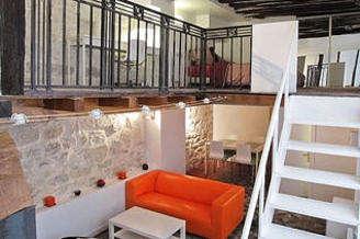 Place des Vosges – Saint Paul Париж 4° 1 спальня Дуплекс
