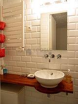 Duplex Paris 5° - Badezimmer