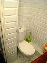 Dúplex Paris 5° - Casa de banho