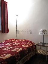 Duplex Paris 5° - Schlafzimmer
