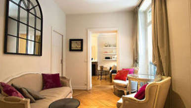 Appartement 2 chambres Paris 3° Le Marais
